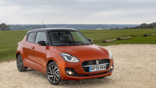 for information only – not for publication. suzuki press car operations – further update.