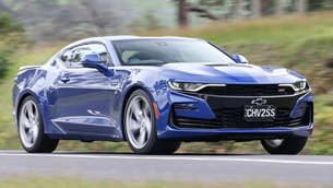 What are the differences between a Camaro 2SS and Camaro 1SS?