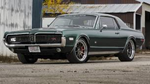 Ringbrothers present a rather special Mercury Cougar. Check it out!