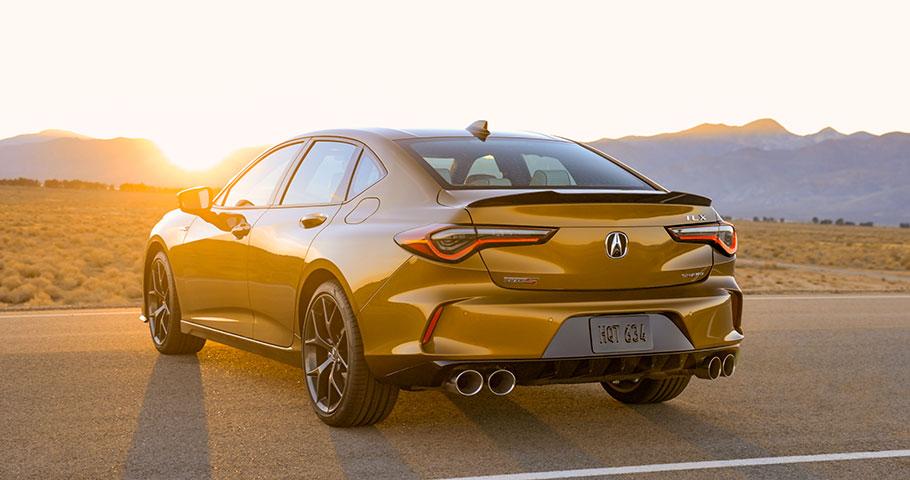 2021 Acura Type S