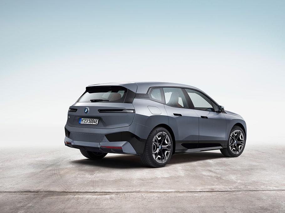 2021 BMW iX xDrive 50