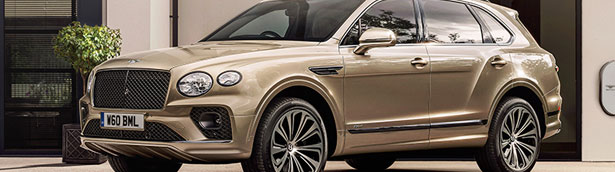 Bentley Mulliner launches an exclusive customization program for all Bentley models