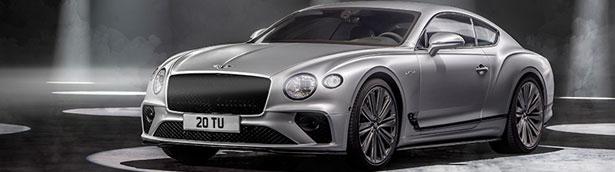 Bentley reveals new Continental GT Speed