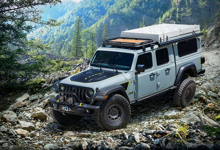 2021 Jeep Farout
