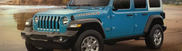 Jeep reveals two new Special Editions