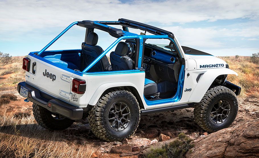 2021 Jeep Magneto