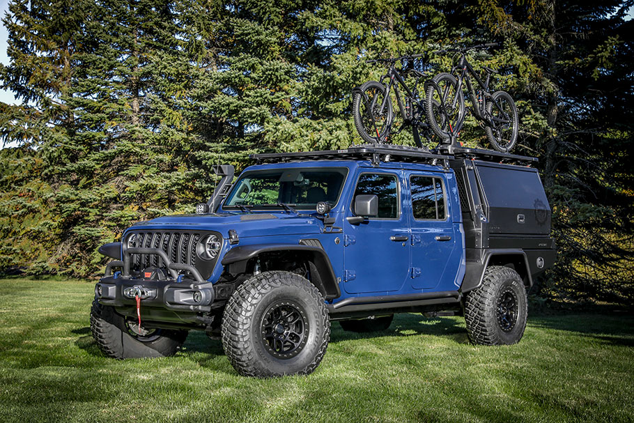 2021 Jeep Top Dog