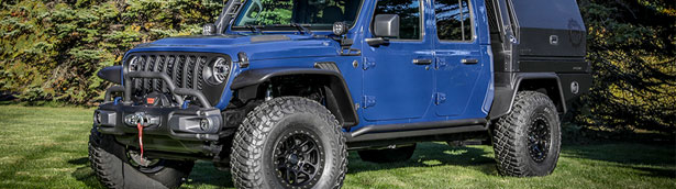 Jeep Top Dog Concept: a special machine from a special lineup