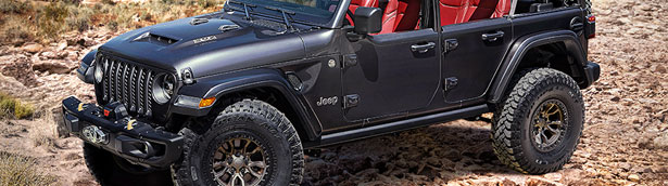 New Jeep Wrangler Rubicon 392 Concept comes with enhanced engine and cozy interior