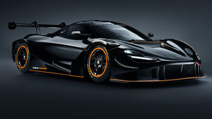 McLaren team reveals a street-legal version of the beloved 720S GT3