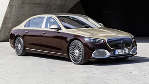 Mercedes-Maybach reveals first details for the new 2021 S-Class sedan