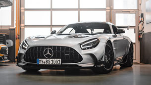 OPUS reveals more details about its Mercedes-AMG tuning project
