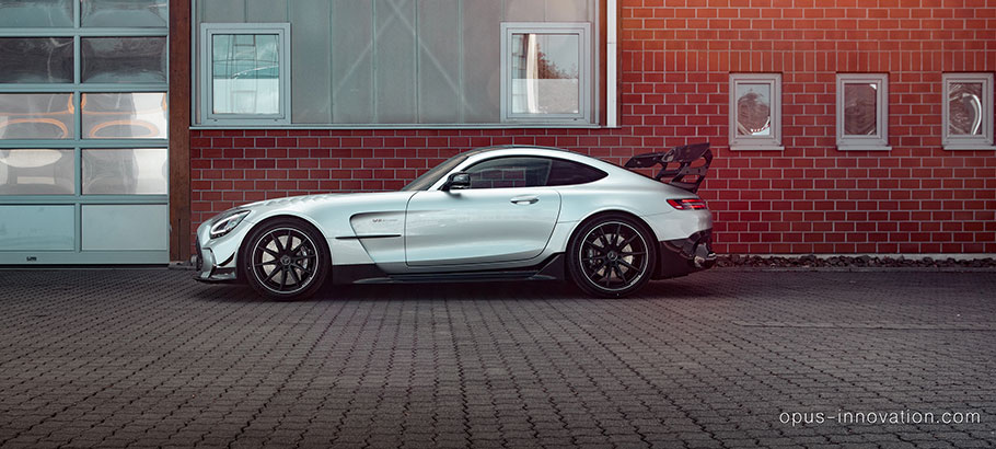 2021 OPUS Mercedes-AMG Black Editions