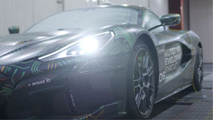 New Rimac C_Two undergoes an extreme temperature testing [VIDEO]