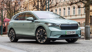 skoda shares more info about the brand's first-ever all-electric suv