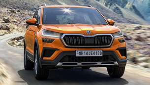 SKODA presents new Kushaq: the first production car of the INDIA 2.0 project