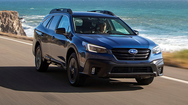 Four Subaru models earn Kelley Blue Book's 2021 Best Resale Value award