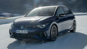 New Golf R: a quick overview