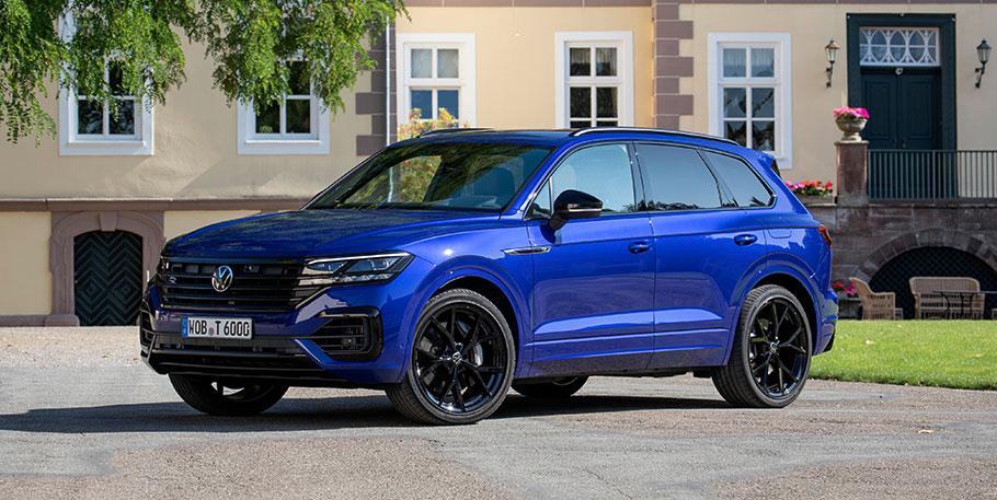 2021 Volkswagen Touareg R