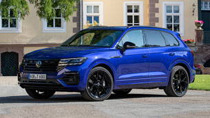 Volkswagen announces details for the new Touareg R lineup