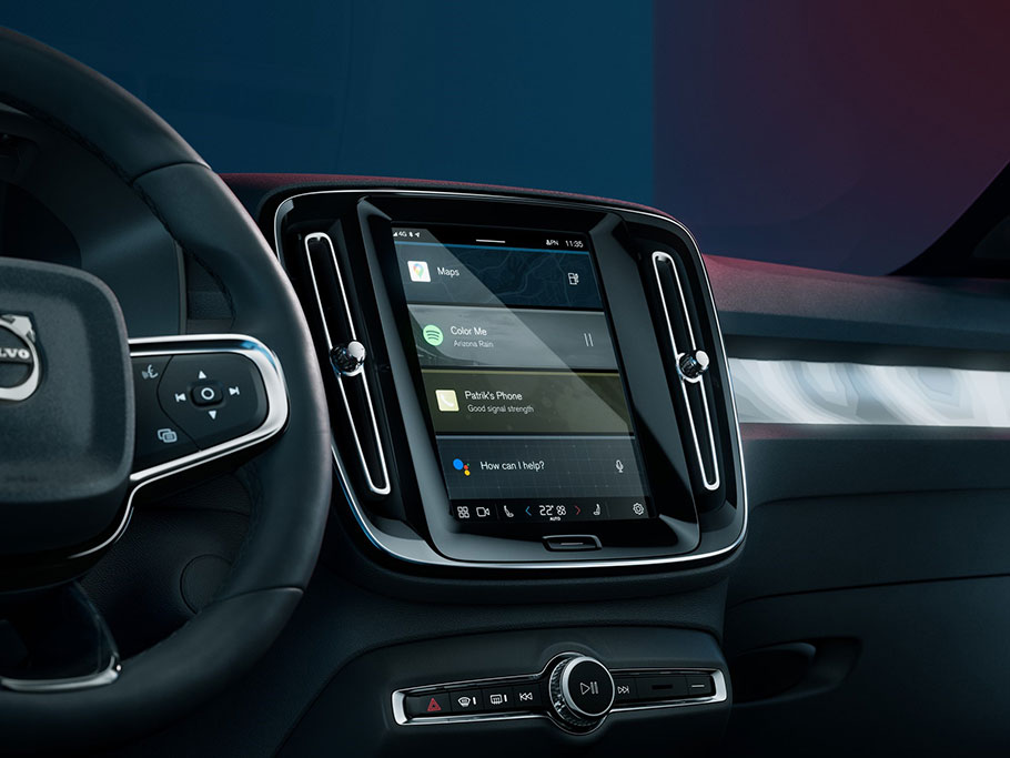2021-Volvo-C4-Recharge-Interior