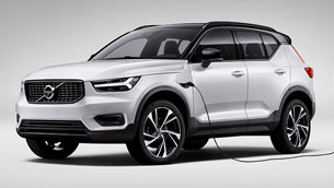 2021 Volvo XC40 receives a prestigious award for its value retention