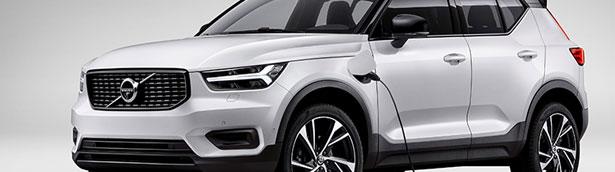 2021 Volvo XC40 receives a prestigious award for its value retention