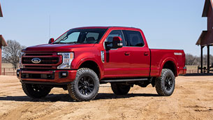 2022 ford super duty receives fancy upgrades. check them out!