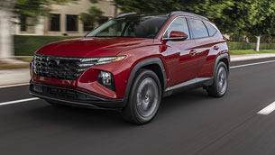 hyundai reveals more info about the new 2022 tucson lineup
