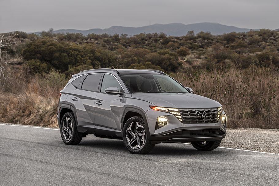 2022 Hyundai Tucson Plug-In Hybrid