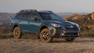 Subaru reveals new Outback Wilderness model. Heare are details!