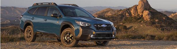 Subaru reveals new Outback Wilderness model. Heare are details!