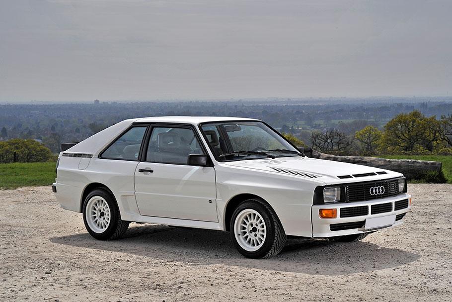 1995 Audi Sport Quattro