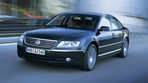 an overview of a modern legend: volkswagen phaeton