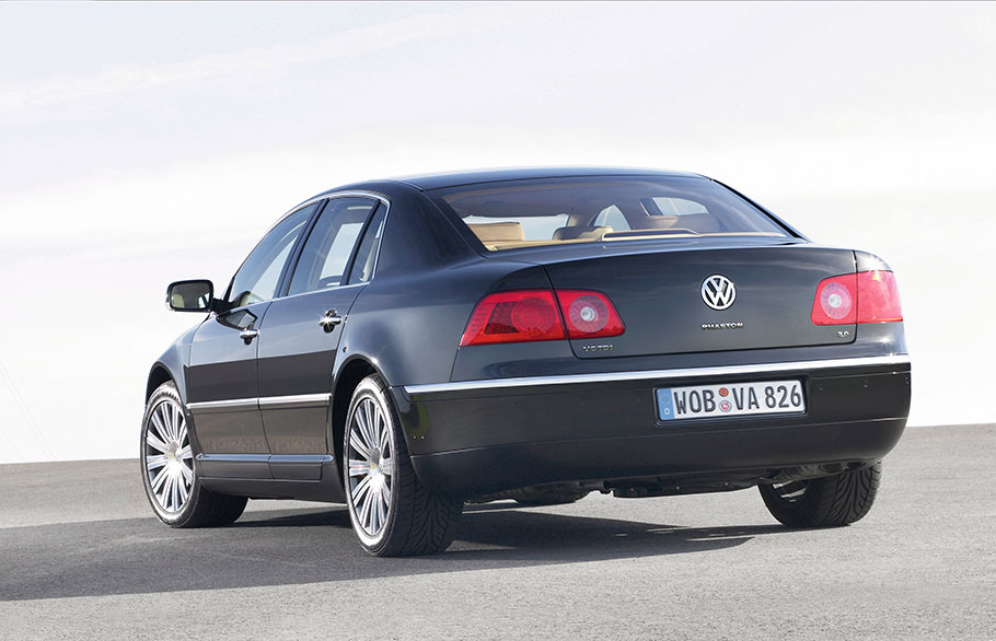 2010 Volkswagen Phaeton