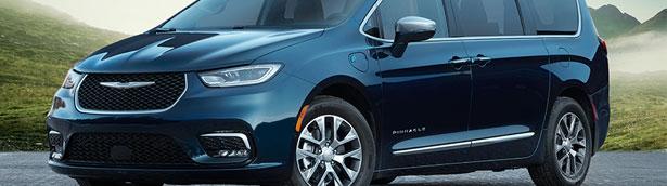 2021 Chrysler Pacifica Hybrid earns one more prestigious award