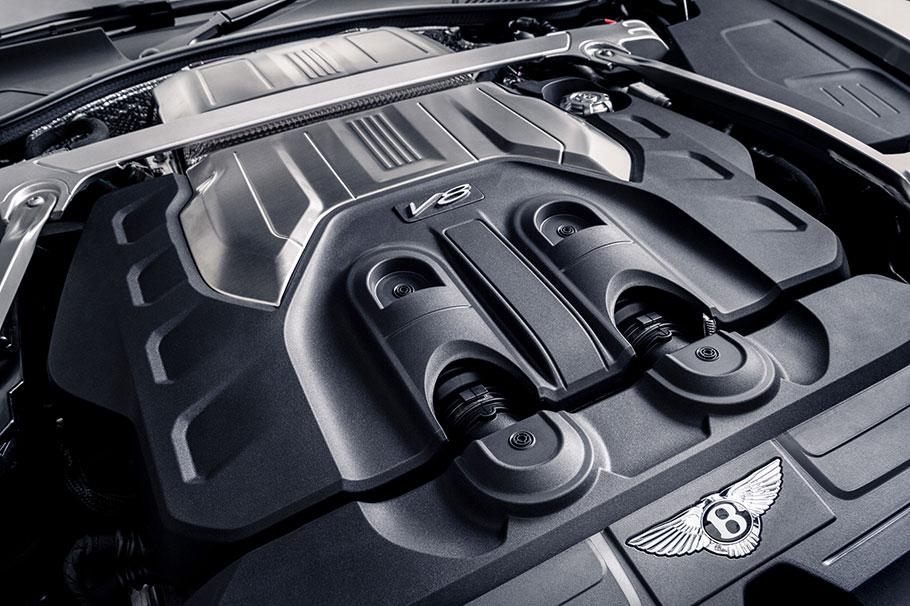2021 Bentley Continental GT Equinox Edition