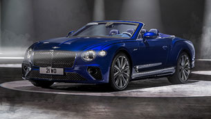 bentley presents new gt speed convertible. check it out!