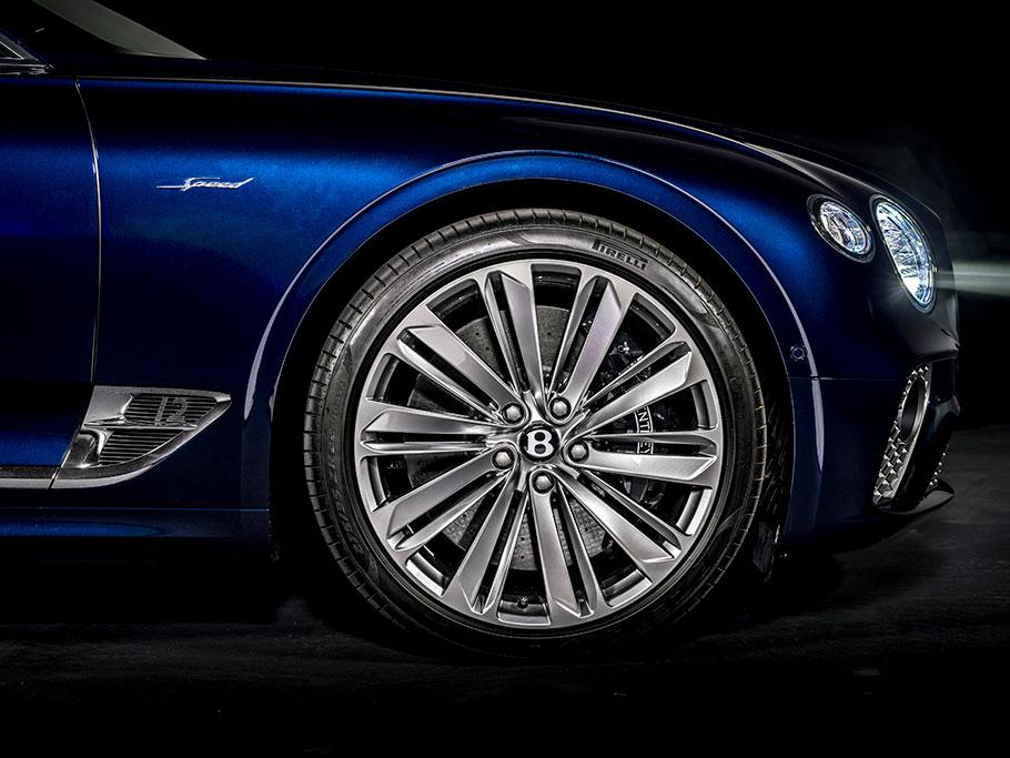2021 Bentley Continental GT Sport Convertible