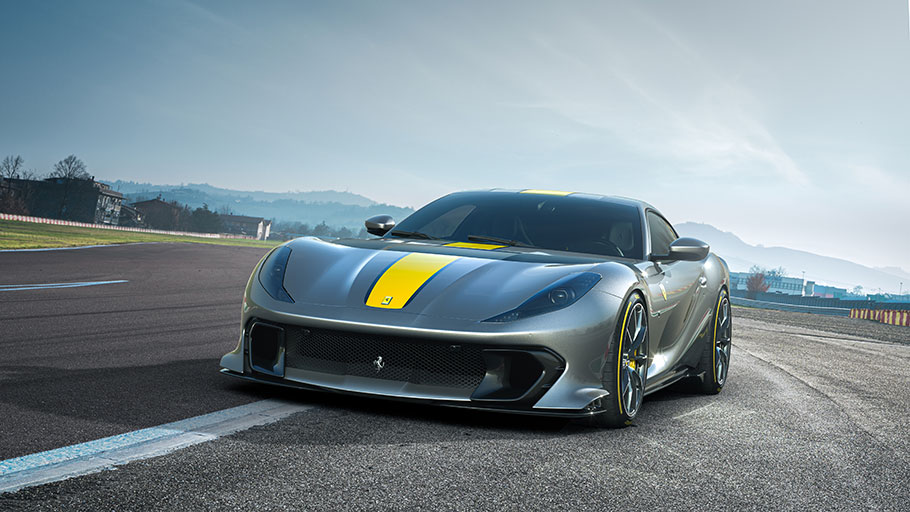 2021 Ferrari Limited Series