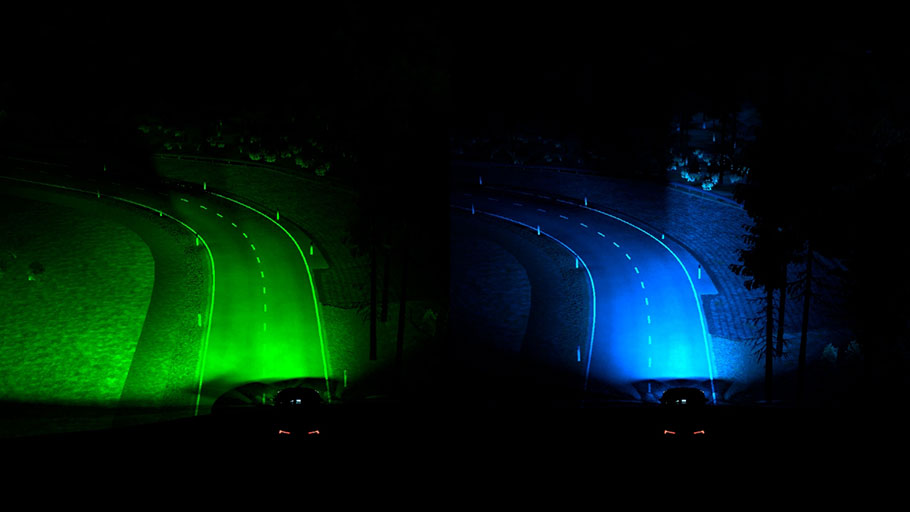 2021 Ford Smart Headlights