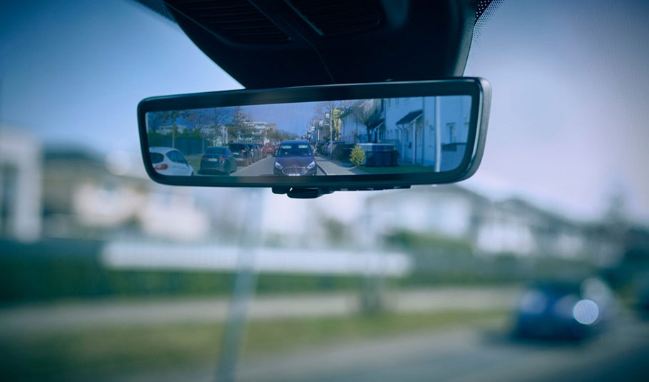 2021 Ford Smart Mirror