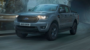 ford ranger wolftrak: a quick overview