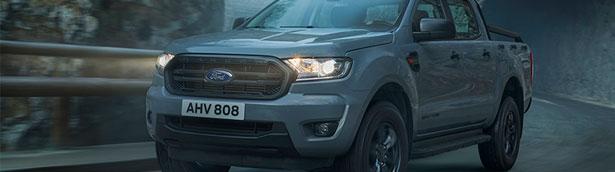 Ford Ranger Wolftrak: a quick overview