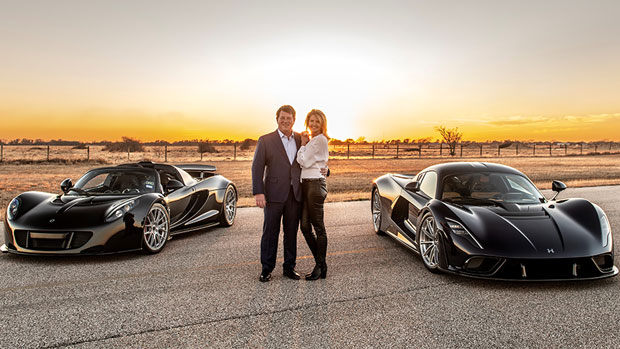Hennessey: 30 years of high performance