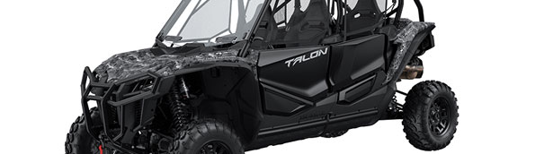Honda announces new Special Editions for the Talon and Pioneer lineups