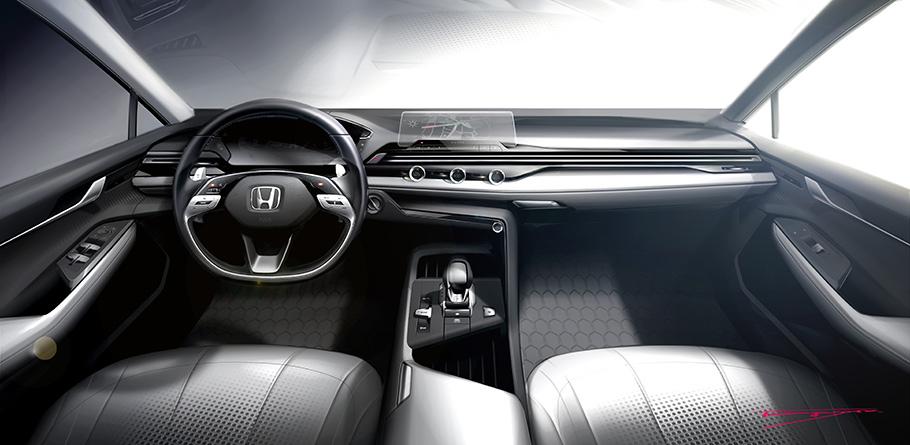 2021 Honda Vehicles Interior