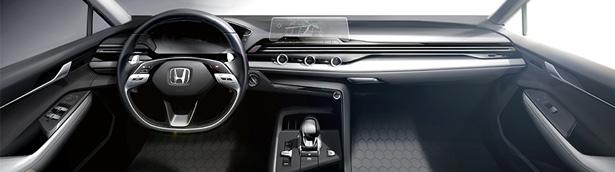 Honda announces first details for its new interior design language [VIDEO]