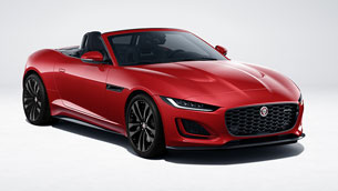 Jaguar presents new F-Type R-Dynamic Black lineup