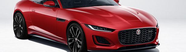 Jaguar presents new F-Type R-Dynamic Black lineup